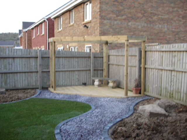 Garden and Landscape Services - Pergolas